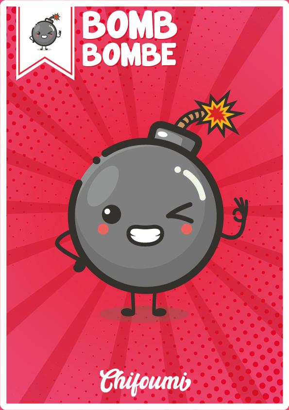 Chifoumi bombe