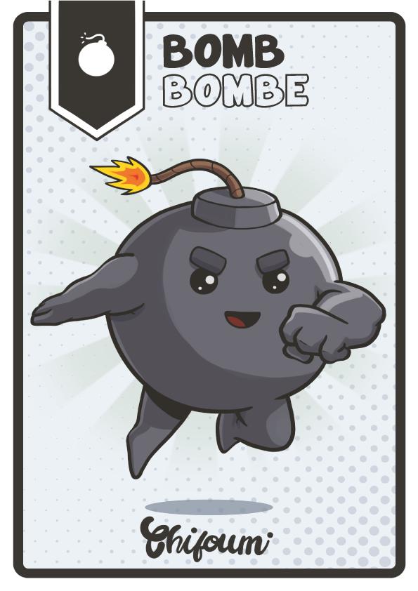 Chifoumi bonus bombe