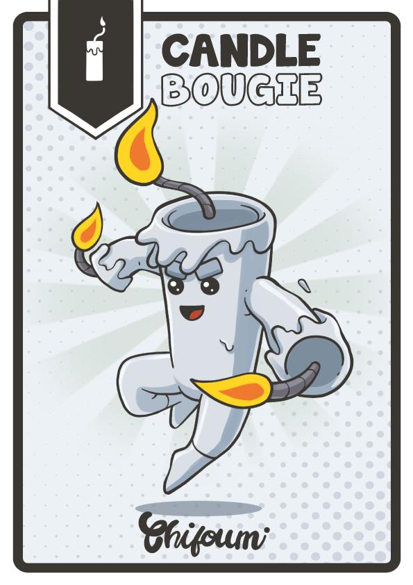 Chifoumi bonus bougie